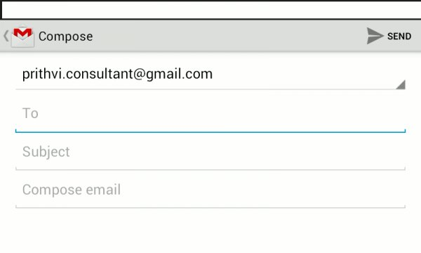 How To Compose And Send Email - Samsung Galaxy Tab 3