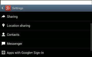 How To Use Messenger Apps - Samsung Galaxy Tab 3
