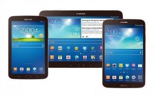 How To Use Home Screen - Samsung Galaxy Tab 3