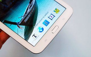 How To Switch On - Samsung Galaxy Tab 3