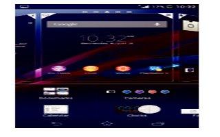 How To Use Widgets - Sony Xperia Z Ultra