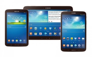How To Use Home Screen - Samsung Galaxy Tab 3