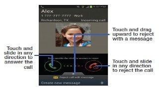 How To Make calls - Samsung Galaxy Tab 3