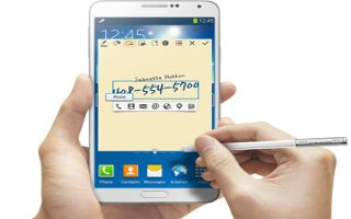 How To Use Action Memo - Samsung Galaxy Note 3