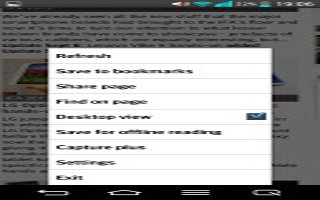 How To Use Internet Browser - LG G2