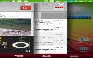 How To Use Task Manager - LG G2