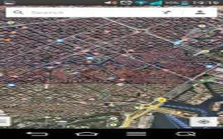 How To Use Maps  - LG G2