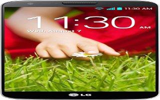 How To Insert MicroSD Card - LG G Pad