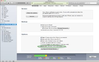 How To Sync With iTunes - iPhone 5S