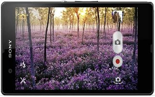 How To Use Video Camera Settings - Sony Xperia Z Ultra