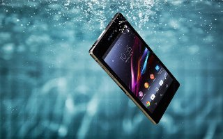 How To Use VPN - Sony Xperia Z1