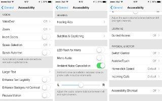 How To Use Mono Audio - iPhone 5S
