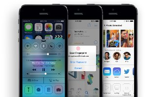 How To Enter Text - iPhone 5C