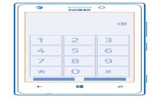 How To Make Calls - Nokia Lumia 1020