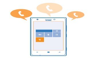 How To Use Conference Call - Nokia Lumia 925