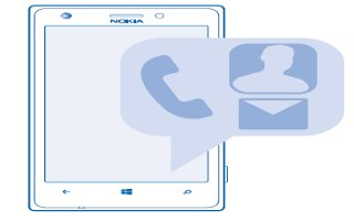 How To Use Link Contacts - Nokia Lumia 1020