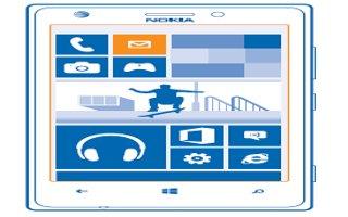 How To Use Mail Accounts - Nokia Lumia 1020