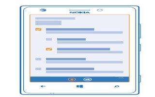 How To Use Mail - Nokia Lumia 925