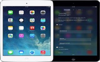 How To Use Control Center - iPad Mini 2