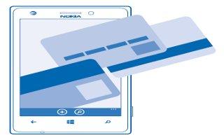 How To Use Wallet - Nokia Lumia 925