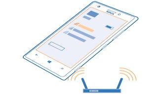 How To Use WiFi - Nokia Lumia 925