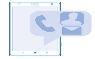 How To Use Contacts - Nokia Lumia 1520