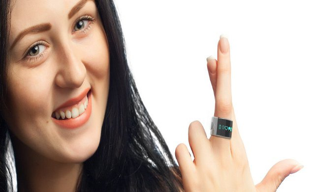 Smarty Ring - New Gadget