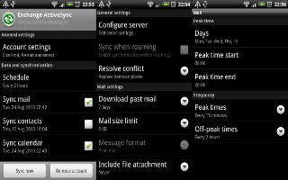 How To Sync with Microsoft Exchange ActiveSync - Sony Xperia Z Ultra`1