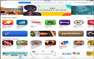 how to download app store on ipad if deleted