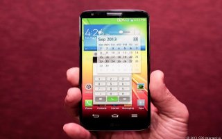 How To Use Calculator - LG G Pad