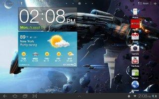 How To Use World Clock App - Samsung Galaxy Tab 3