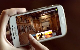 How To Use Camera Smart Modes - Samsung Galaxy S4