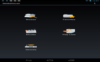How To Play Files On Digital Media Renderer Device - Sony Xperia Z1
