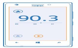 How To Use FM Radio - Nokia Lumia 720