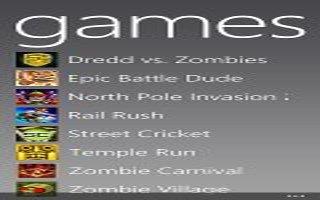 How To Use Games - Nokia Lumia 720