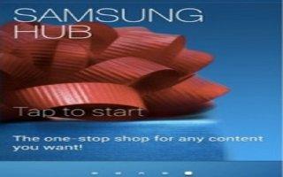How To Use Samsung Hub - Samsung Galaxy Note 3