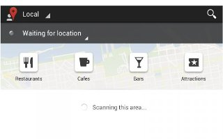 How To Use Local App - Samsung Galaxy Tab 3