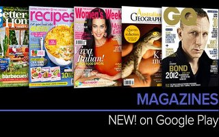 How To Use Play Magazine  App - Samsung Galaxy Tab 3