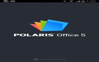 How To Configure Polaris Office 5 App - Samsung Galaxy Note 3