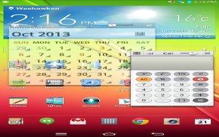 How To Use Screenshot - LG G Pad