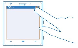 How To Switch To Silent Mode - Nokia Lumia 720