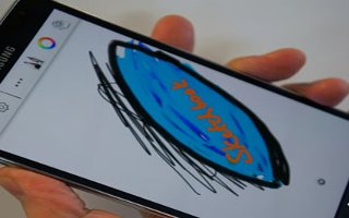 How To Configure Sketchbook For Galaxy - Samsung Galaxy Note 3
