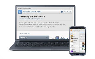 How To Use Smart Switch - Samsung Galaxy S4