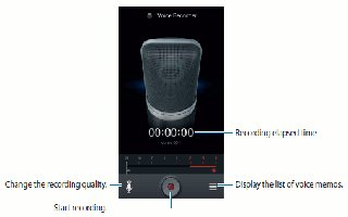 How To Configure Voice Recorder -Samsung Galaxy Note 3