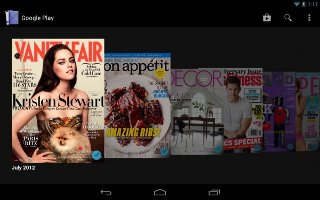 How To Use Play Magazines App - Samsung Galaxy Tab 3