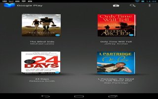 How To Use Play Books App - Samsung Galaxy Tab 3