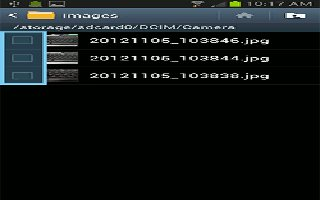 How To Use My Files - Samsung Galaxy Note 3