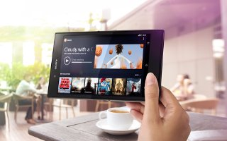 How To Enter Text - Sony Xperia Z Ultra
