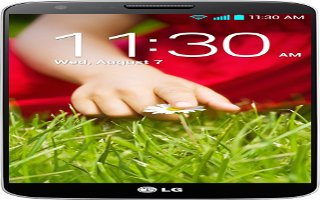How To Enter Text - LG G2