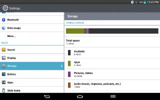 How To Improve Battery Life - LG G Pad